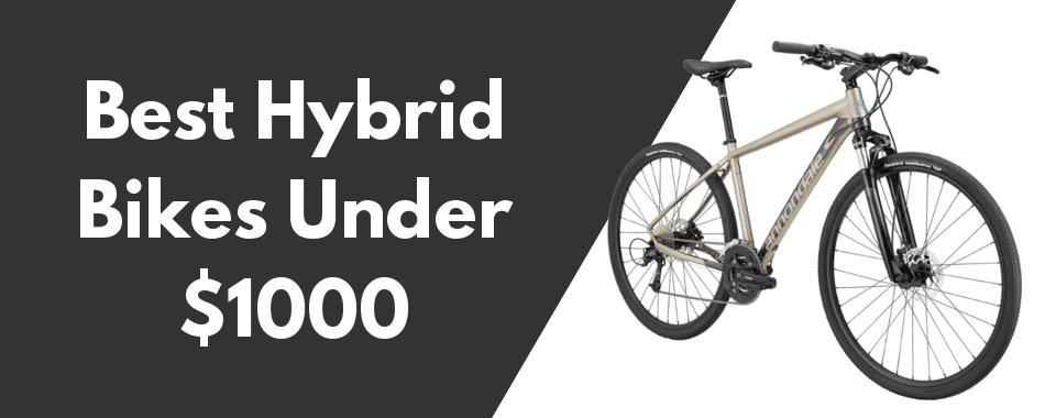 hybrid bikes under $1000 featured image 960 wide