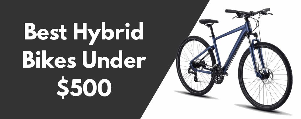 hybrid bikes under $500 featured image 960 wide