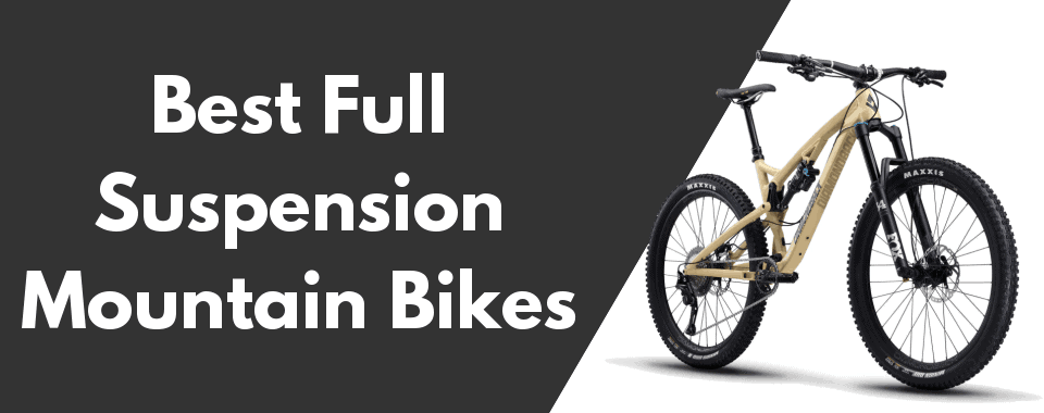 full suspension mountain bikes under $3000