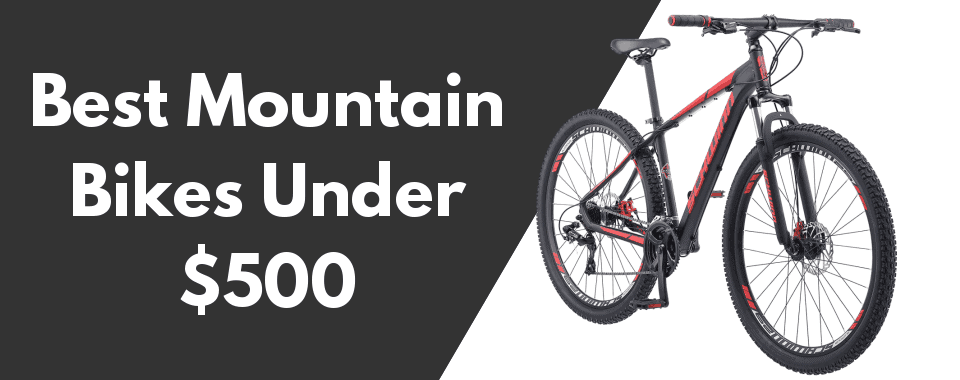 mountain bikes under $500 featured image 960 wide