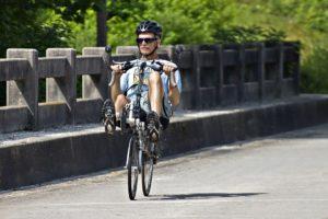 How do I choose a recumbent road bike