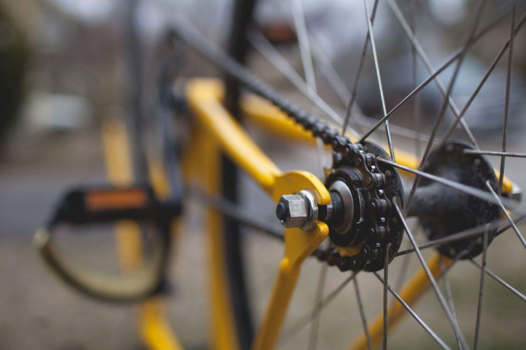 Rusty bike chain - featured image